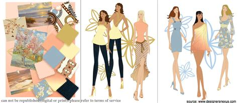 fashion design portfolio sles fashion portfolio mood board fashion illustrations
