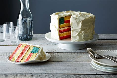 Flag Cake Two Ways Beginner Expert by 30 Patriotic 4th Of July Desserts Easy Recipes For