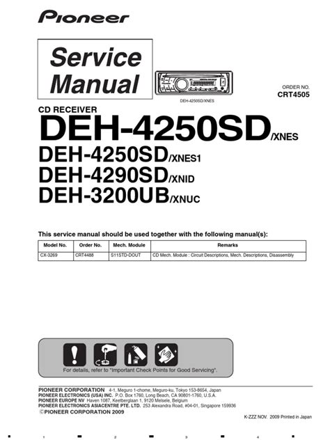 pioneer deh 4250sd wiring diagram fitfathers me