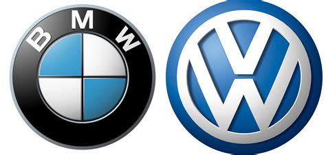 bmw volkswagen bmw better at branding than vw