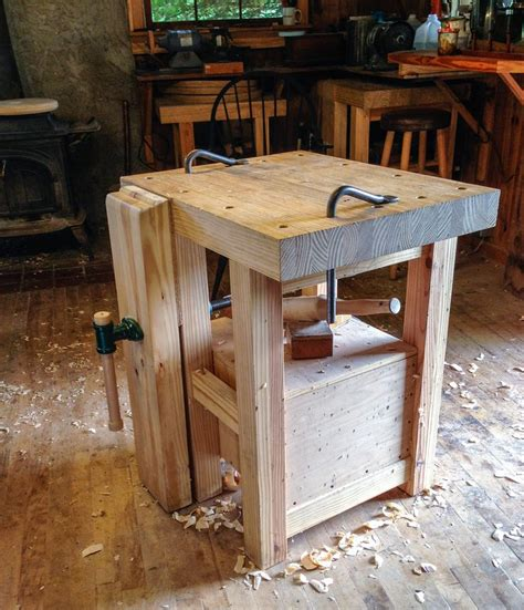 small woodworking bench plans 25 best ideas about small workbench on diy