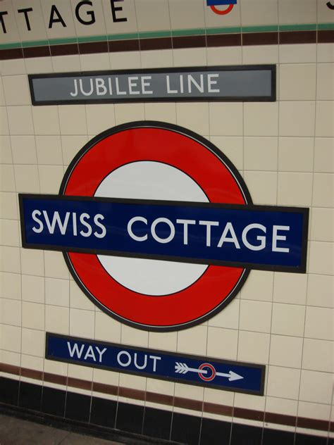 Swiss Cottage Underground Station by Business Cards It S All The Systems Fault