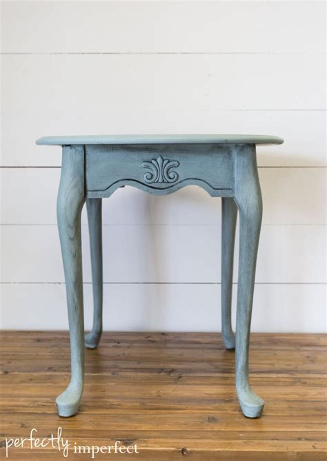 painting oak table with chalk paint 1000 ideas about side table makeover on side