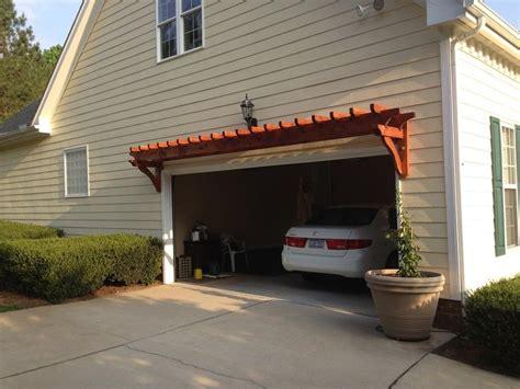 pergolas garaje garage pergola photos