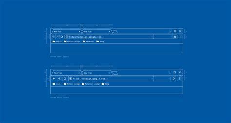 Redesigning Chrome Desktop ? Google Design ? Medium
