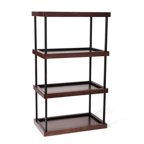 light with built in coltura sunshelf stackable wooden shelves with built in