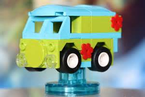 lego dimensions mystery machine lego dimensions scooby doo team pack im detail und