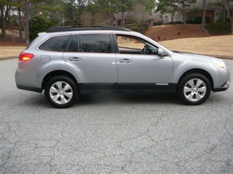 find used 2010 subaru outback limited 6 cyl 3 6 l