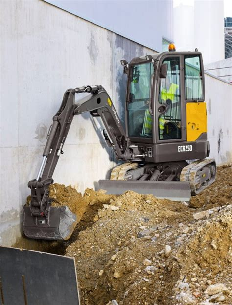 zero tail swing excavator new zero tail swing excavators from volvo sm plant limited
