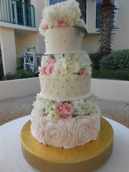 wedding cakes in destin fl the cake destination destin fl wedding cake