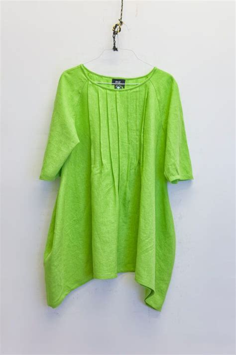 Blouse Green Lime lime green blouses tops lace henley blouse