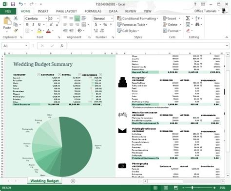 excel wedding budget template wedding budget templates on invitations