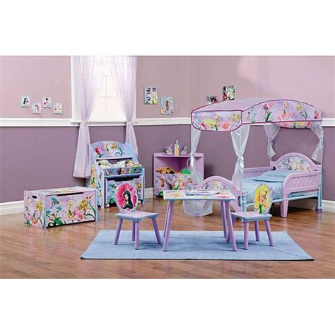 Tinkerbell Bedroom Set For Toddler by Disney Tinkerbell Room Toddler Bedroom Furniture Set Room