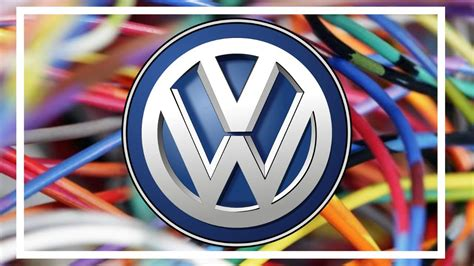 vw polo wiring diagram    complete youtube