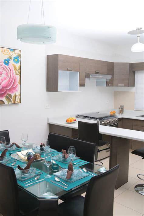 ideas  decorar cocina  comedor casa infonavit como