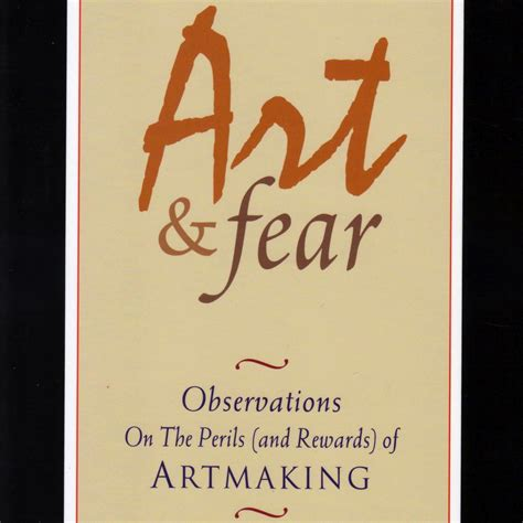 fear observations on the perils and rewards of artmaking hodge category archives