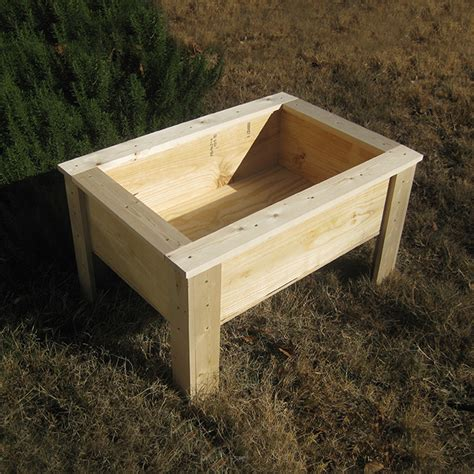 Elevated Bed Frame Plans Plans To Build Raised Garden Bed Woodworking Plans Pdf Plans