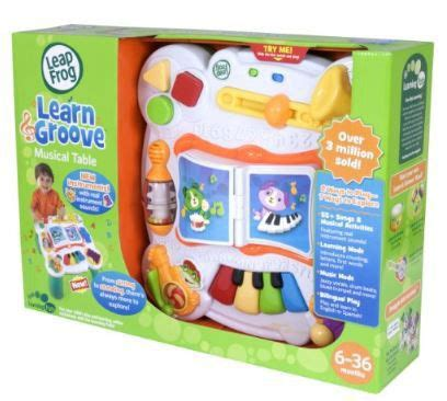 leapfrog learn and groove musical table buy in