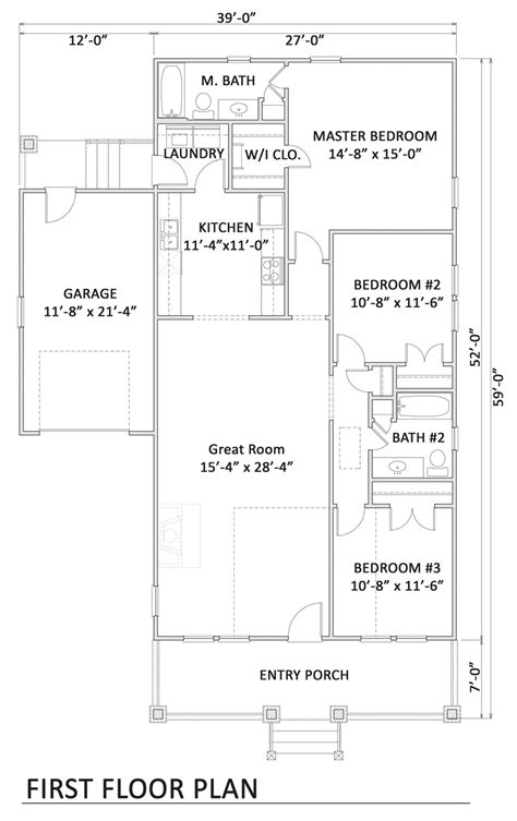 Stickley House Plans The Stickley Gmf Architects House Plans Gmf Architects House Plans