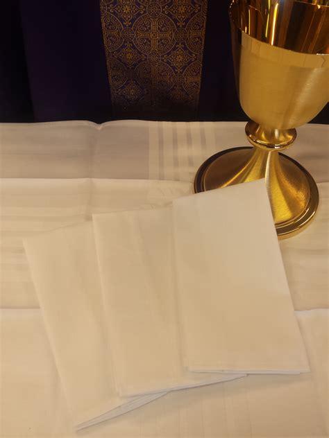 lavabo towel lavabo towel linen cotton blend 79l pack of 3