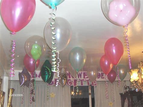adornos baby shower facilisimo decoracion con globos