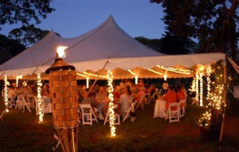 wedding marquee lighting ideas 17 dicas de decora 231 227 o para festa de casamento de noite