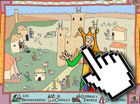 castillos y caballeros 8467559136 el sistema feudal caballeros y castillos educastur historia para todos e historia