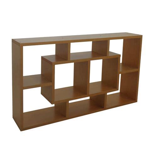 Home Decor Wholesaler by Foxhunter Beech Wood Decor Shelf Display Storage Unit