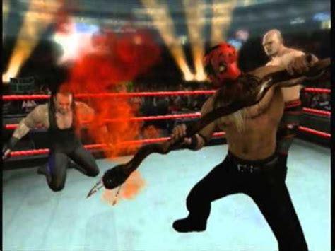 wwe smackdown  raw   boogeyman steals kanes soul