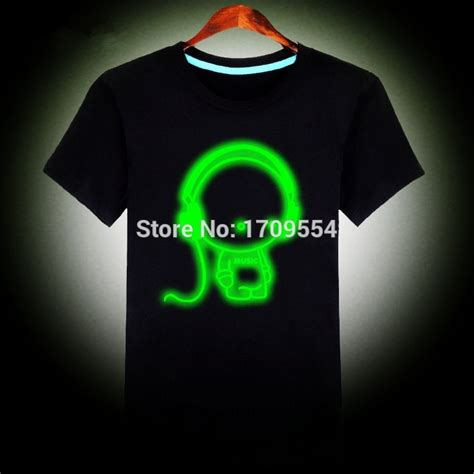 Tshirt Glowsind 4 shirts apple picture more detailed picture about headphone t shirts for dj