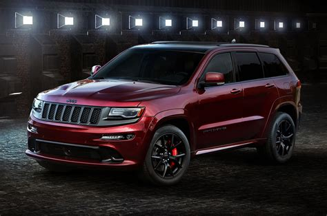 2018 Jeep Grand Cherokee Hellcat Arrives 2017 Car