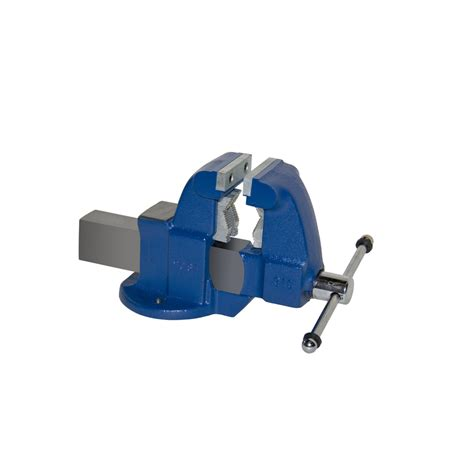 lowes bench vise shop yost 3 1 2 in ductile iron combination pipe and bench