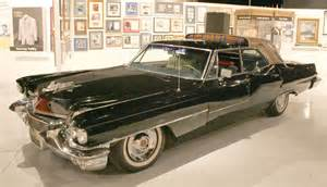 Psychobilly Cadillac Cash S One At A Time Car Coming Home To Welch