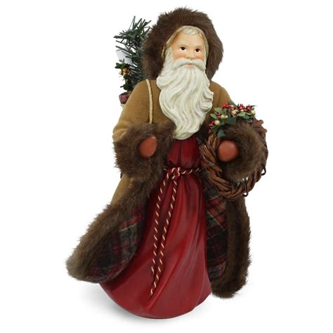 2016 father christmas hallmark keepsake miniature ornament