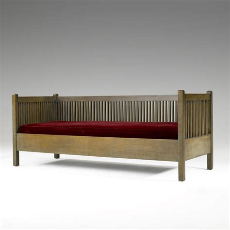 arts and crafts settee the history of the couch a long form read