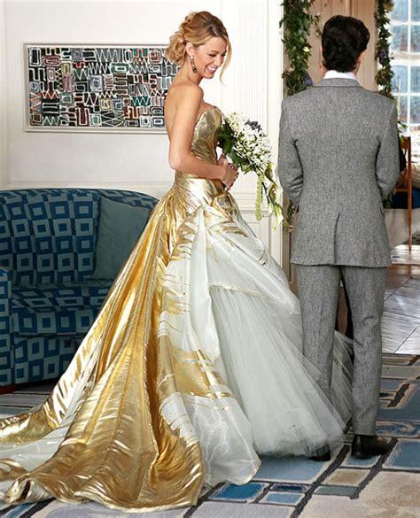 Wedding Gown Gold Premium Series lively s stunning gold wedding dress