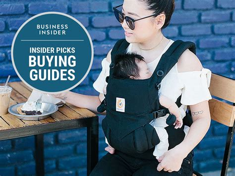 best baby carrier the best baby carriers you can buy business insider