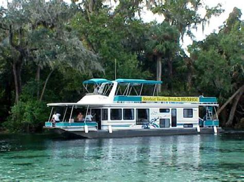 house boats florida file houseboat in floridasprings jpg