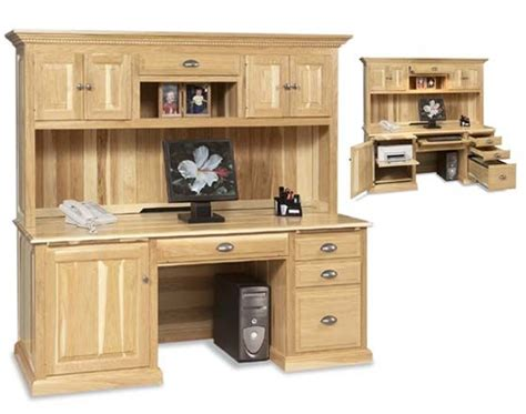 Plans For Computer Desk And Hutch by Computer Desk With Hutch Woodworking Plans Woodworking