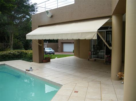 Retractable Arm Awnings by Commercial Retractable Drop Arm Awnings Shaydee Awnings
