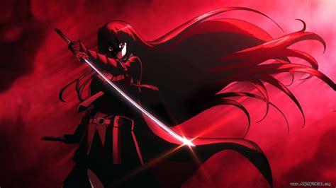 wallpaper hd anime akame ga kill akame ga kill wallpaper pics 9134 hd wallpaper site