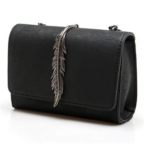 20717 Black Tas Import Selempang tas selempang wanita tas selempang wanita mini flap black