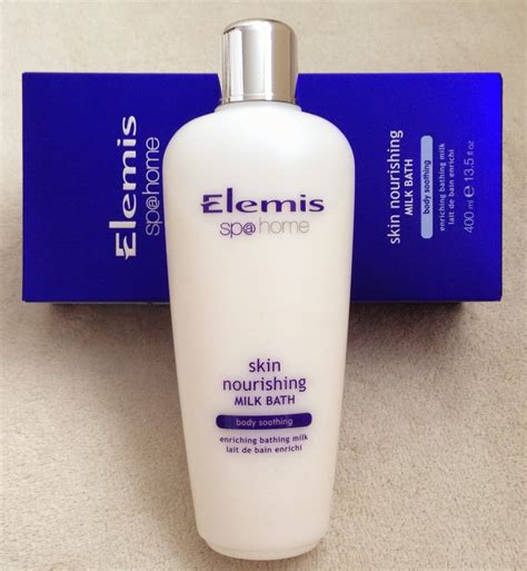 Skin Milk by Elemis Skin Nourishing Bath Milk I Am Fabulicious