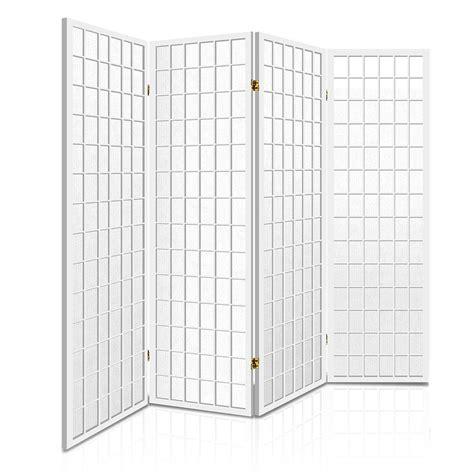 4 panel room divider 4 panel room divider white yds au