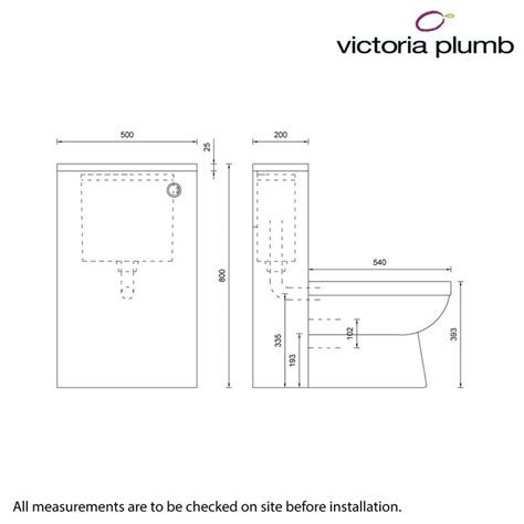 Plumb Back To Wall Toilet by Autograph Back To Wall Toilet Inc Seat Slimline White