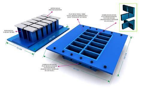 Harga Cetakan Batako Dan Paving mesin paving dan batako semi otomatis sonic machinery