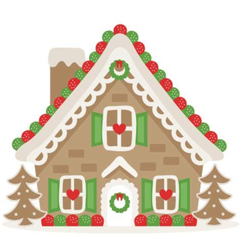 gingerbread house clipart gingerbread house svg scrapbook cut file cute clipart files for silhouette cricut