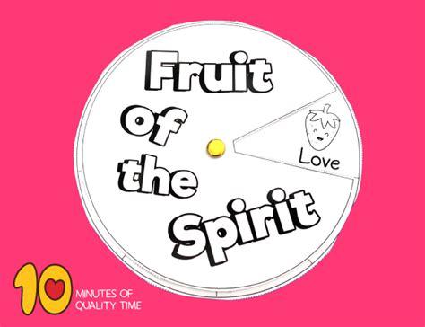 fruit   spirit craft  minutes  quality time