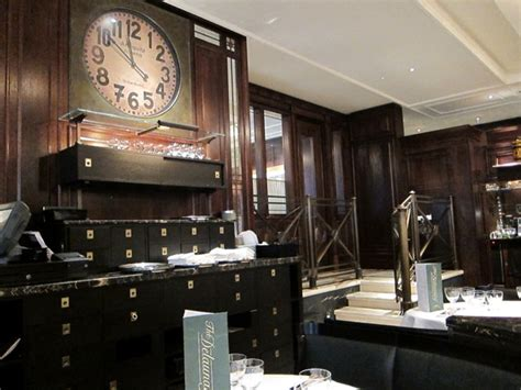 delaunay room the delaunay restaurant review 2012 february cuisine food guide andy hayler