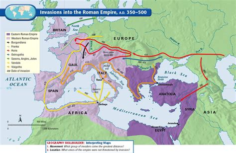 world map 500 ad mr e s world history page roman empire ppt assignment
